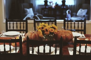 DIY Fall Tablescape