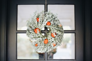 Fake It, Don't Make It: Eucalyptus Wreath